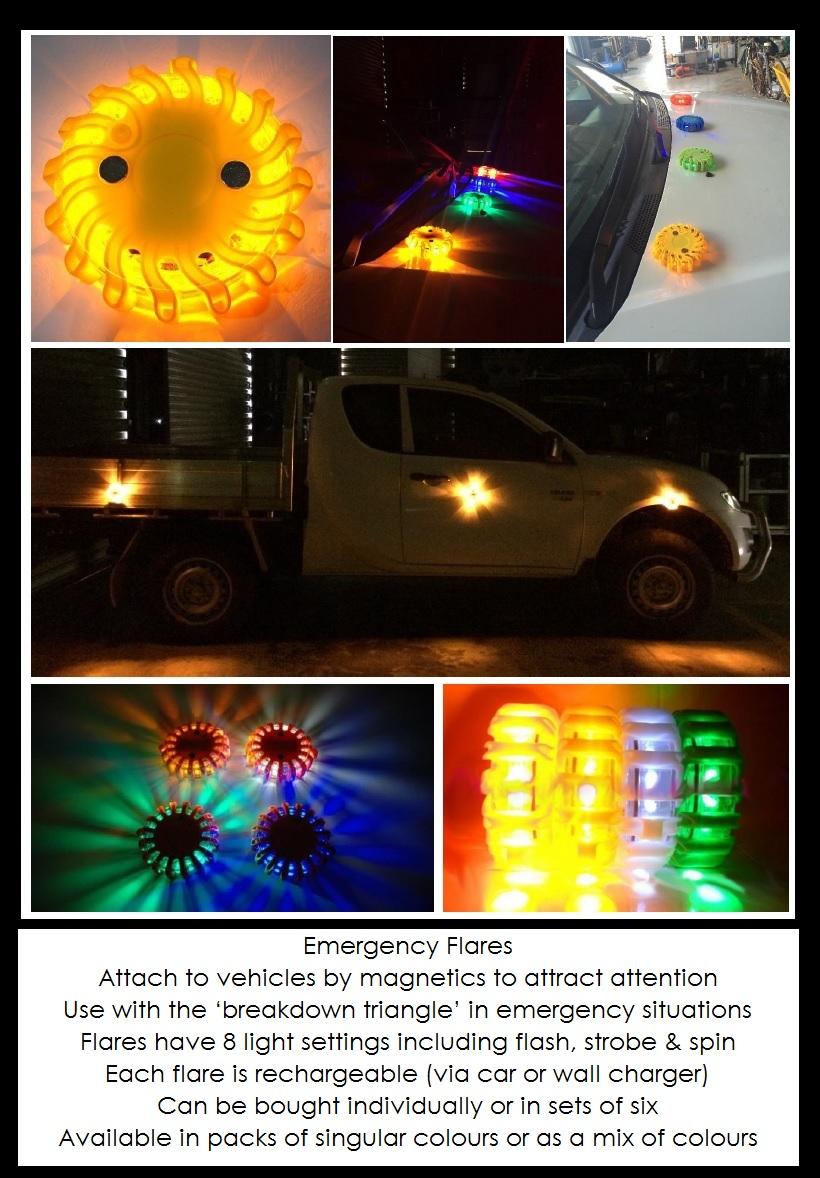 NTSS Emergency Flares